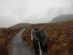 We attempted, and failed, the Tongariro Alpine Crossing.