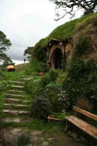 Bilbo's house.